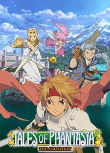 Tales of Phantasia The Animation