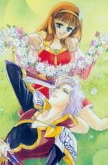 Angelique: Shiroi Tsubasa no Memoire