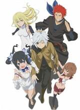 Dungeon ni Deai wo Motomeru no wa Machigatteiru Darou ka OVA