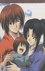 Rurouni Kenshin DVD-BOX Special Ending