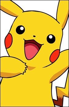 Пикачу / Pikachu