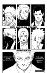Boruto: Naruto the Movie Tokubetsu Bangai-hen - Naruto ga Hokage ni Natta Hi
